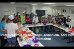 Youth Culinary Workshop-Jerusalem