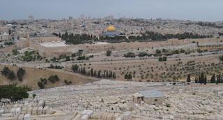 Jslm from Mt Olives